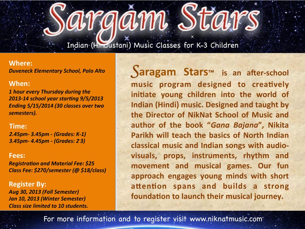 Saragam Stars Flyer 07222013